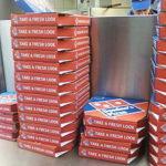 【生活ハック】宅配ピザの箱をコンパクトに片付ける方法