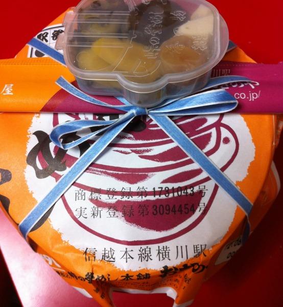 【駅弁】横川SA(上り)で横川駅名物『おぎのや峠の釜めし』を食す