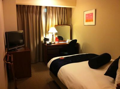 【ノマドワーク】眠りへのこだわりが光る広島の全日空ホテルに泊まってきました