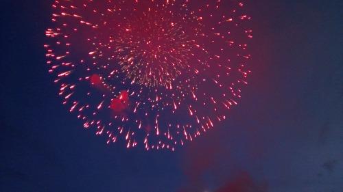 【旅行】伊勢神宮奉納全国花火大会(平成25年7月13日)に行ってきました