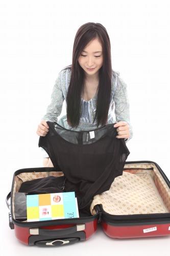 【旅行】『いつから衣類は一枚ずつたたむものだと思っていた?』パッキングプロに学ぶ旅行荷物の詰め込み方がすばらしかったのでまとめ